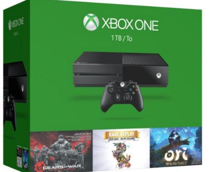 Xbox One 1TB Console Holiday Bundle
